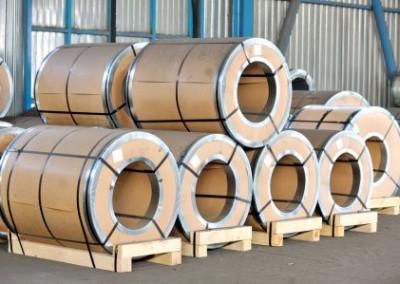 Steel & Lumber